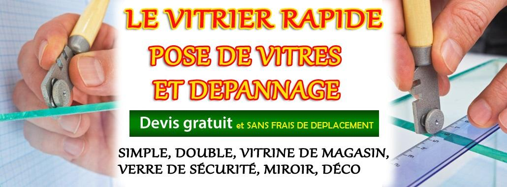 Vitrier Paris 9, 75 | Dimitri miroitiers Paris 9 01.48.72.38.43
